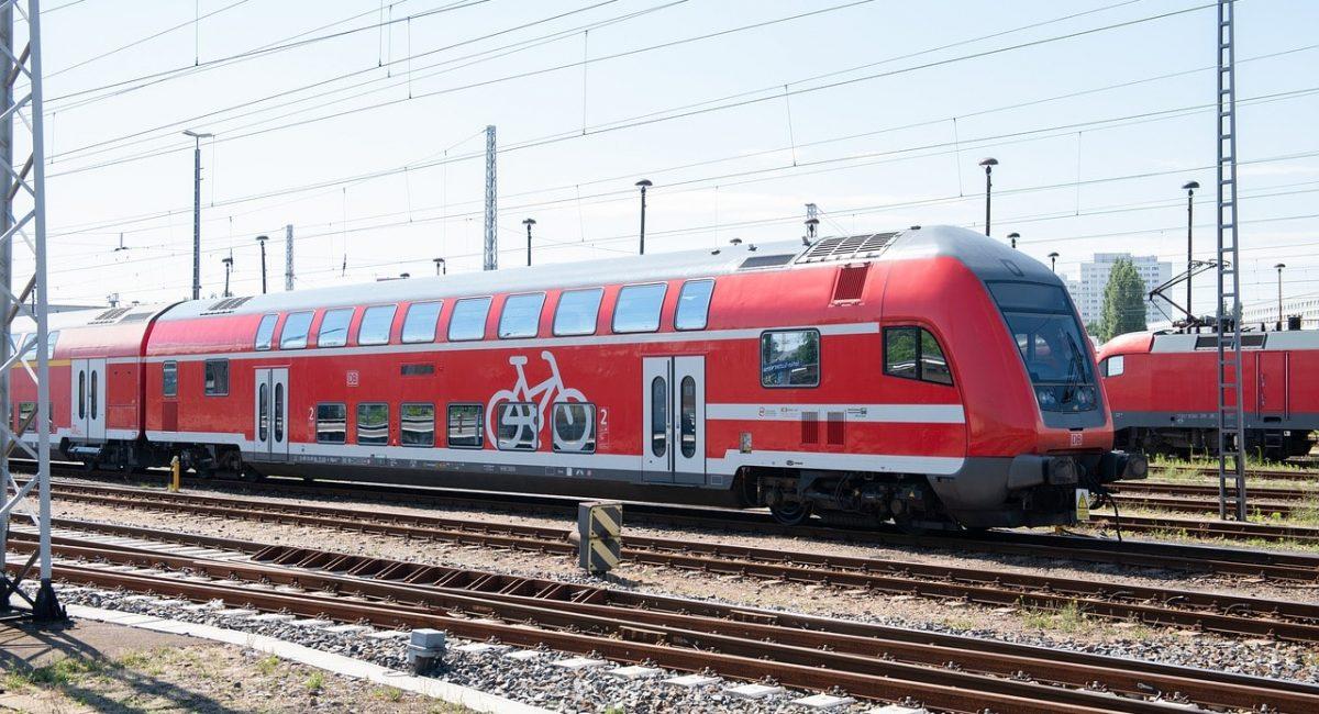 Treinreis naar Berlijn