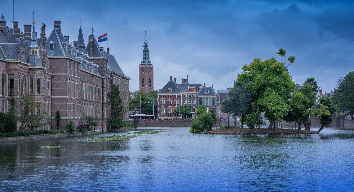 Treinreis naar Den Haag