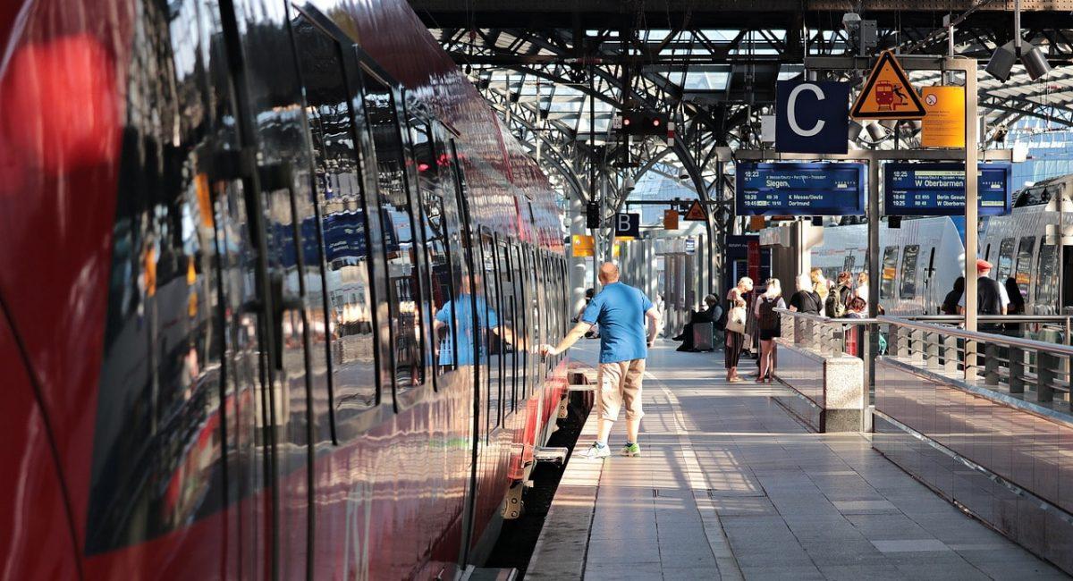 Stedentrip Keulen met de trein