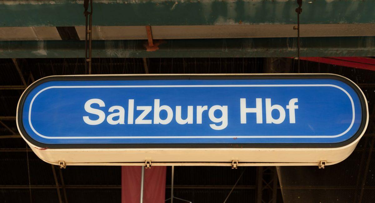 Stedentrip Salzburg met de trein