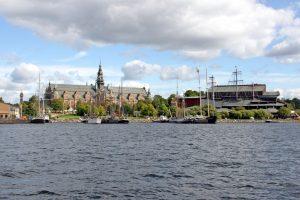 Stedentrip Stockholm met de trein