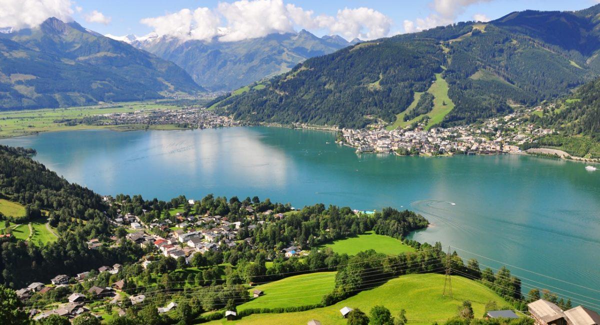 Zell am See, Salzburger Land, Salzburg, Austria-min
