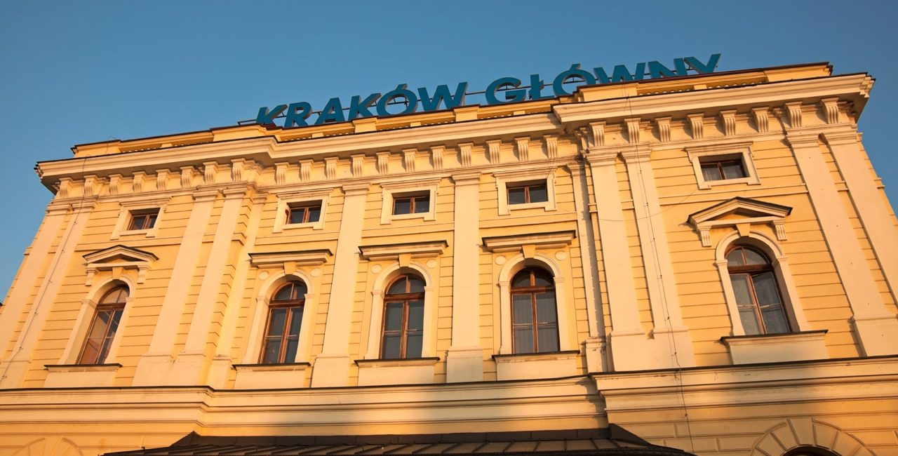 Krakow Glowny - Main Station-min