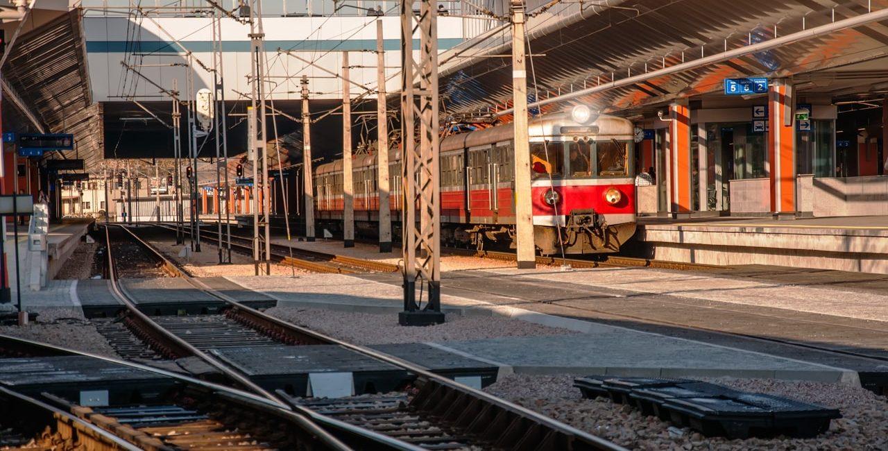Railway station-min