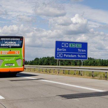 Met de Flixbus naar Berlijn